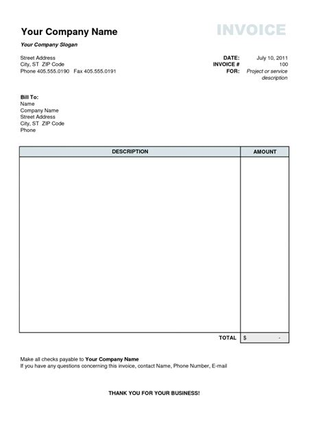 invoice excel template free download excel invoice template ideas