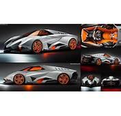 Lamborghini Egoista Concept 2013  Pictures Information