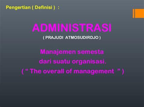 Organisasi Kepemimpinan Dan Perilaku Administrasi Sondang P Siagian 1 administrasi manajemen dan pengendalian