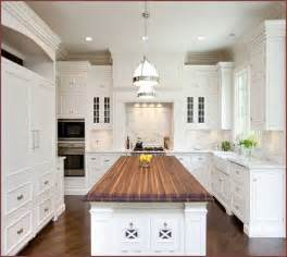 block kitchen island view full kitchen with butcher block island couchableco