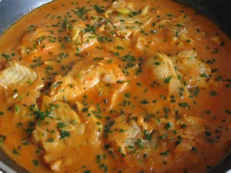 cuisiner le cabillaud recette de bouillabaisse de cabillaud la recette facile