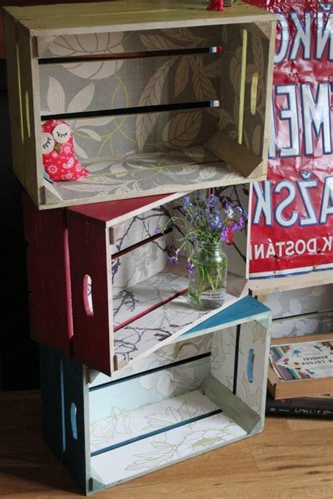 Meuble En Cagette De Pomme by 1001 Id 233 Es Et Tutos Pour Fabriquer Un Meuble En Cagette