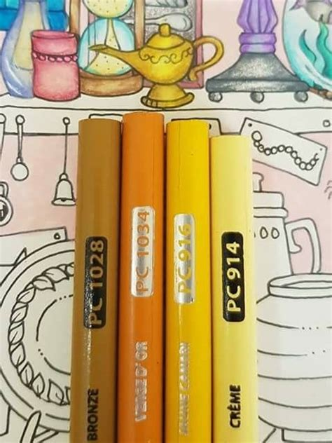 gold color pencil gold colour combo coloring in 2019 color pencil