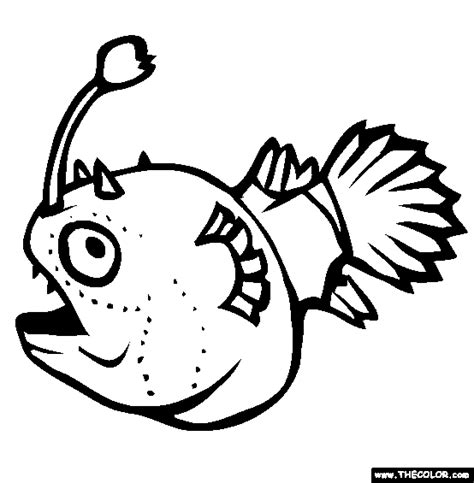 different fish coloring page coloring pictures of fish