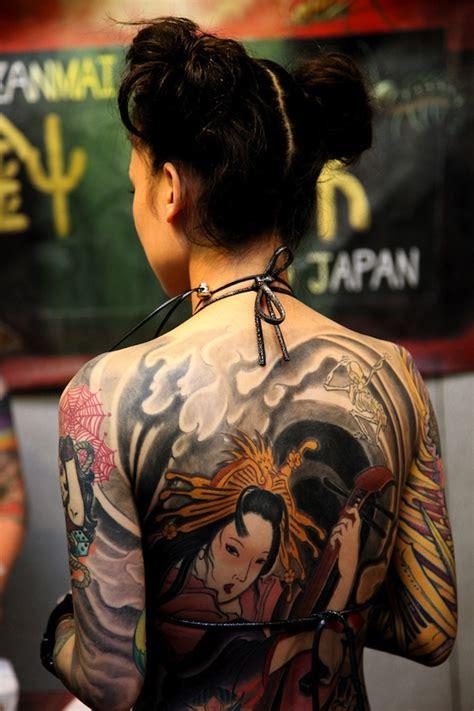tattoo convention japan 30 stunning japanese geisha tattoos ideas
