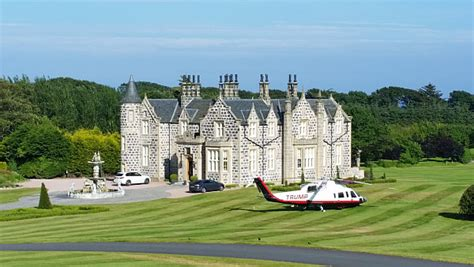 donald trump house inside how does trump get his helicopter to scotland ar15 com
