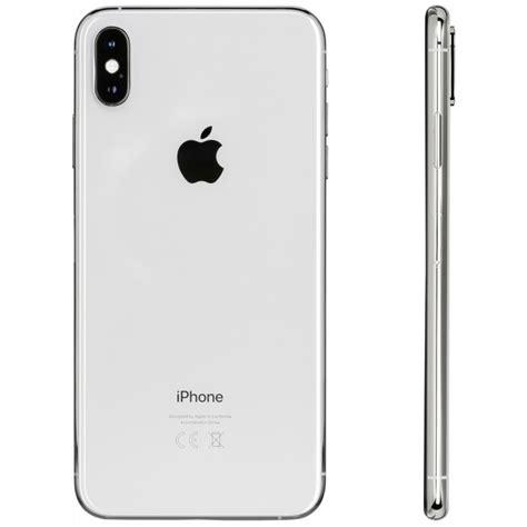 apple iphone xs 4gb ram 64gb rom dual nano sim 4g lte id dual 12mp 2160p 2658mah