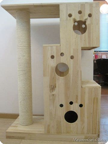 diy cat furniture plans woodworking projects plans
