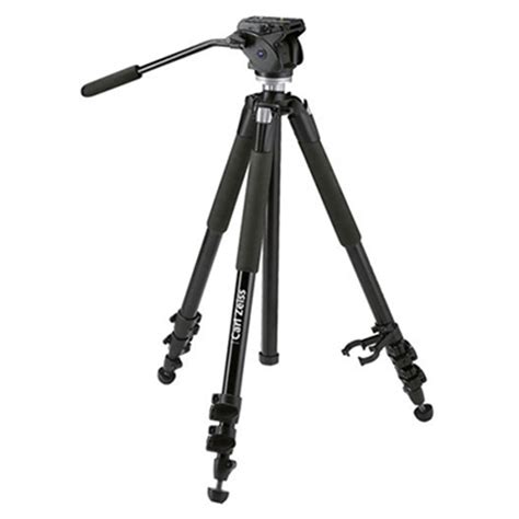 zeiss manfrotto aluminum tripod with fluid head 1778 480