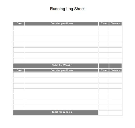 running log 2018 runners log book runner journal daily calendar log runs day by day with 2018 logbook books printable running log sheets