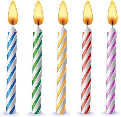 kerzenhalter kindergeburtstag birthday candle free vector 16 162 free