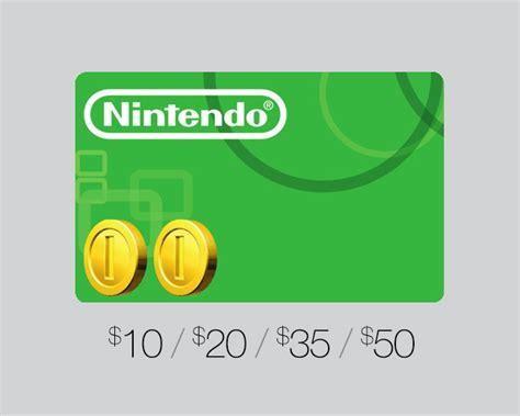Nintendo Gift Card - ebay gift card u s games distribution