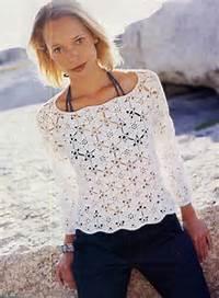 Blusas A Crochet  Sonia Esaurido Picasa Web Albums