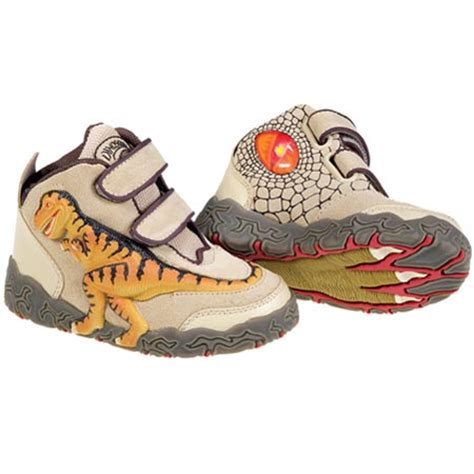 kids dinosaur shoes 3d t rex ht childrens dinosoles