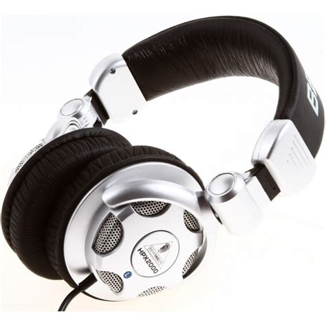 Headphone Behringer Hpx 2000 behringer hpx2000 high definition dj headphones