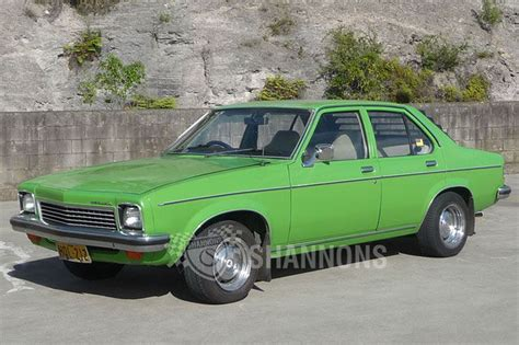 holden h sold holden torana lh sedan auctions lot 1 shannons