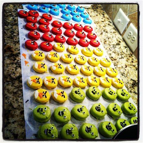 21 best angry birds desserts and treats images on