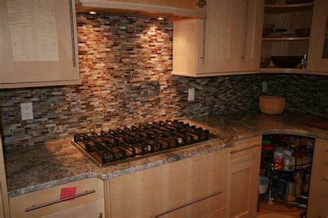 pictures of kitchens with backsplash different kitchen backsplash designs