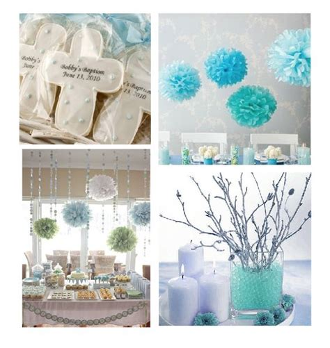 Decoration For Christening Baby by Baby Boy Christening Table Decoration Ideas