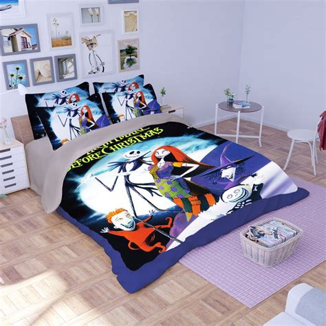 The Nightmare Before Christmas Bedding Set Ebeddingsets The Nightmare Before Bed Set