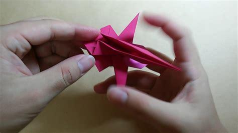 Origami Hydralisk - 히드라리스크 접기 origami hydralisk