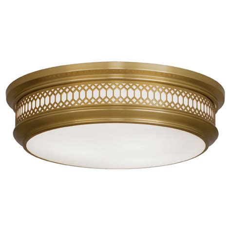 robert williamsburg tucker flush mount robert williamsburg tucker antique brass three light flush mount on sale