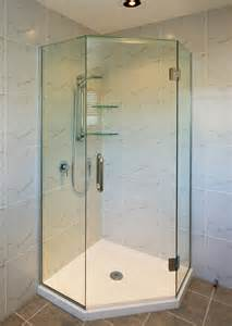 corner glass shower doors frameless frameless shower doors shower solutions