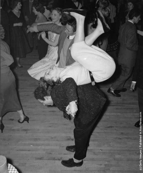 1950s swing dance rock roll dancing