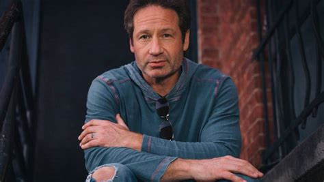 david duchovny every third thought tour from the x files to fronting a band david duchovny is out