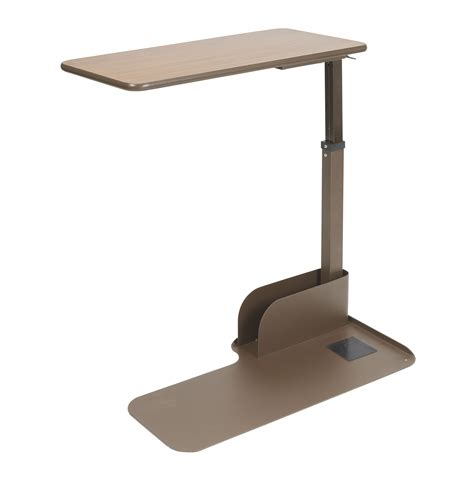 lift chair table seat lift chair overbed table left side table 13085ln