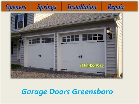 24 hour emergency garage doors service