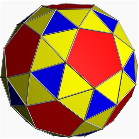 Paper Snub Dodecahedron - dodecahedron images