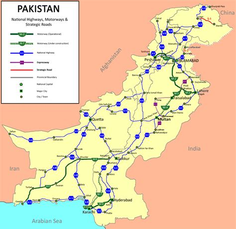 road map from usa to pakistan 3quarksdaily corridor of opportunity