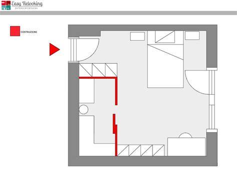progetti cabine armadio progetto cameretta bambina stile nordico con cabina