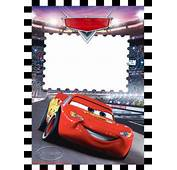 Cars Disney Tarjetas De Invitaci&243n Cards Tama&241o XL
