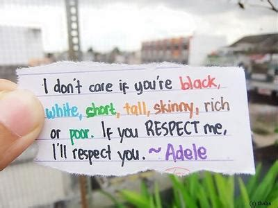 whats respect quotes quotesgram