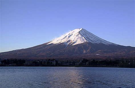imagenes monte fuji japon monte fuji