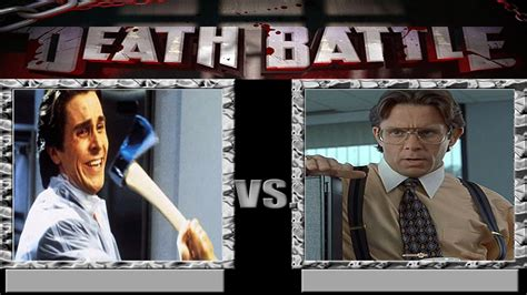 Patrick Bateman Meme - patrick bateman vs bill lumbergh by normanjokerwise on