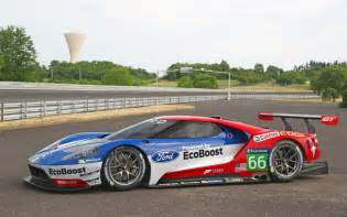 Gt Racing Image 2016 Ford Gt Race Car Size 1024 X 641 Type Gif
