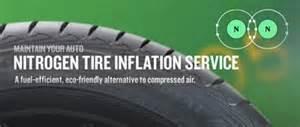 Car Tire Pressure Nitrogen Nitrogen In Tires Completely Firestone
