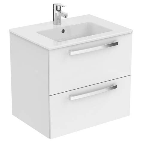 ideal standard tempo vanity unit e3240wg 600mm floor