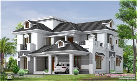 2951 sq ft 4 bedroom bungalow floor plan and 3d view kerala home design and floor plans