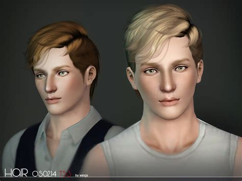 s club ts3 hair n9m short hair male sims 3 download wingssims wings os0214