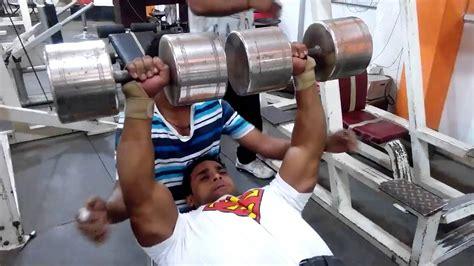 130 bench press chest workout 130 kg bench press dumbbells set 4