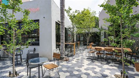 Linger Inside Zinque, a Slick European Cafe in WeHo   Eater LA