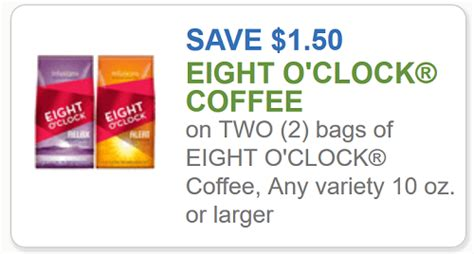 printable eight o clock coffee coupons rise and shine october 26 i won a sweepstakes plus