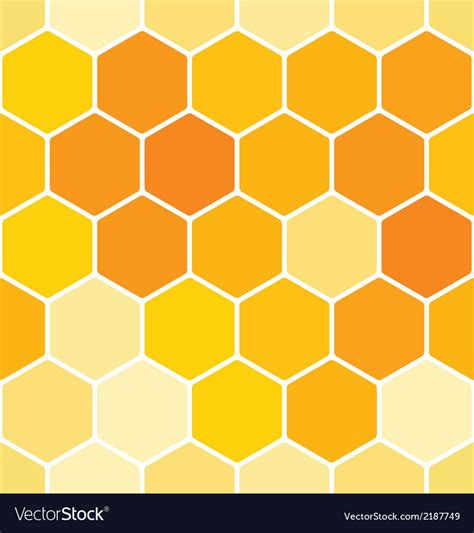 honeycomb seamless pattern royalty free vector image seamless honeycomb pattern royalty free vector image