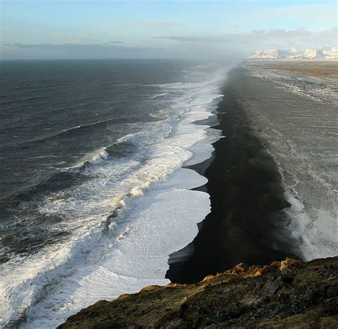 black sand beach iceland 31 best images about black sand beaches on pinterest