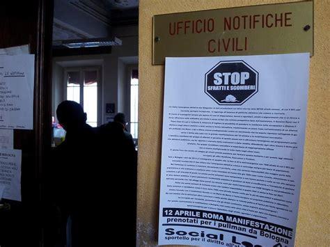 ufficio protesti occupato l ufficio notifiche esecuzioni e protesti