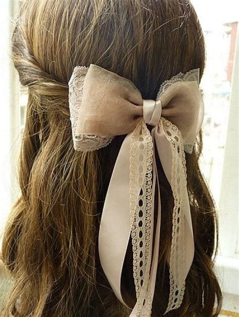 Hairstyles With A Bow by 32 Adorable Hairstyles With Bows Style Motivation